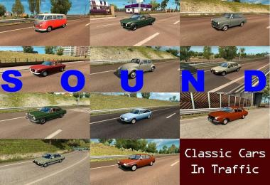 Sounds for Classic Cars Traffic Pack by TrafficManiac v1.2