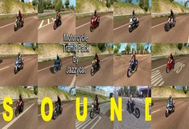 Sounds for Motorcycle Traffic Pack by Jazzycat v1.3