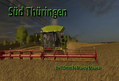 Sued Thueringen by SuedOst