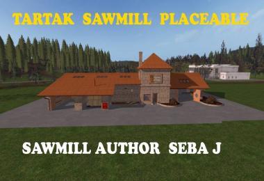 Tartak SawMill Seba J v1.0
