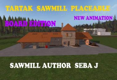Tartak SawMill v1.1