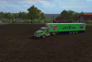 Truck + Trailer Farmers v1.0.0.0