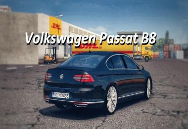 Volkswagen Passat B8 New Update 1.31