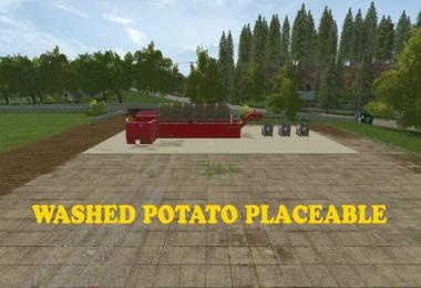 Washed Potato Placeable v1.0