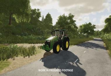 Welcome John Deere to FS19