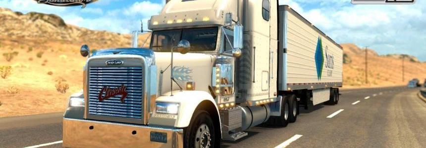 Freightliner Classic XL ATS 1.31.x & 1.32.x