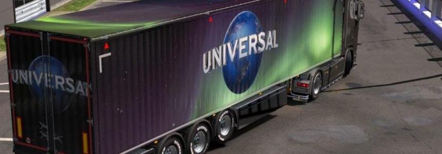 Universal Company Trailer Skin