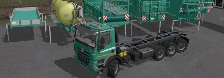 Annaburger HTS 22.79 Base Transporter v1.1.1.0