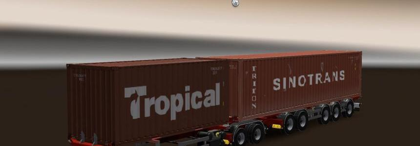 BIG PACK DOUBLE, TROUBLE TRAILERS 1.32