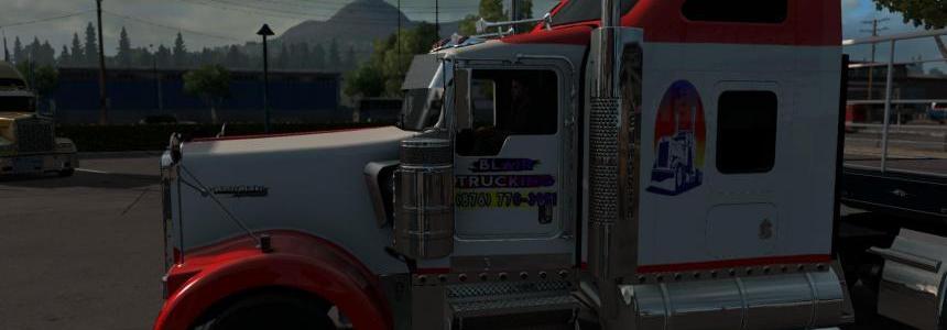 Blair Trucking Skin 1.32