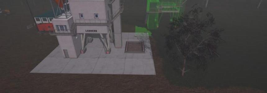 Construction sites silo placeable v1.0