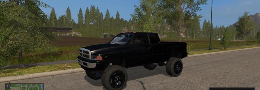 Dodge cummins 2500 v1.0