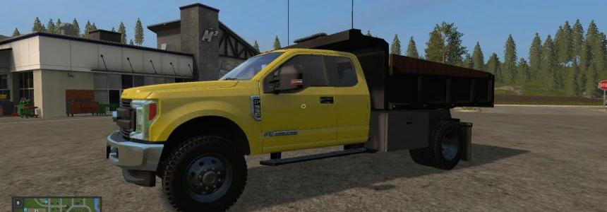 Ford F550 DUMP v1.0