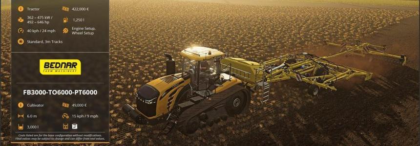 Farming simulator 19 FACT SHEET #5