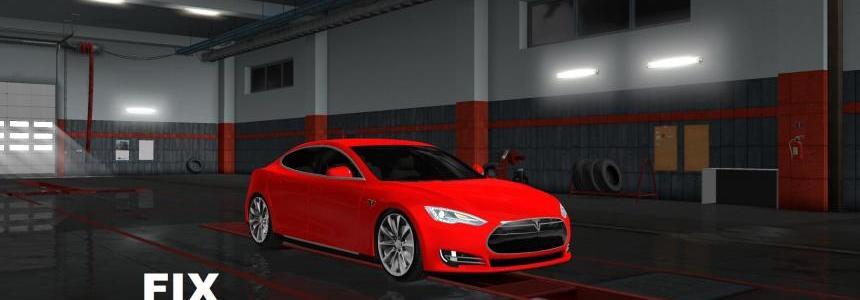 Fix for the car Tesla Model S v1.0