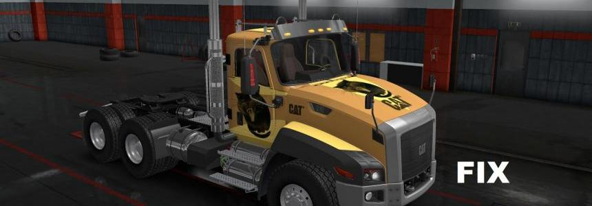 Fix for truck CAT CT660 v1.0