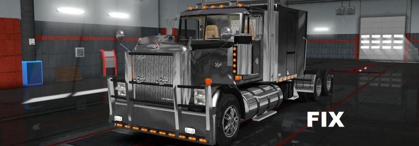 Fix for truck International Eagle 9300i v1.0