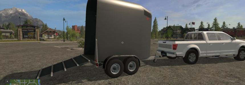 Fliegl Horse Trailer v1.0.0.1