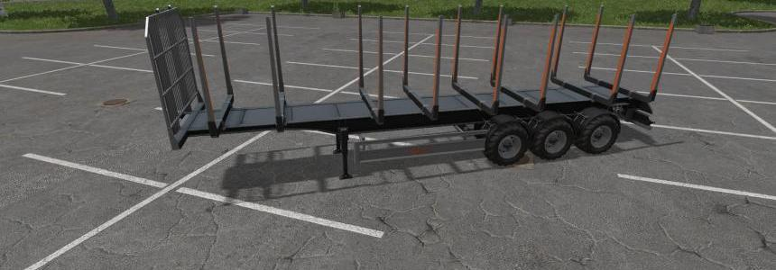 Fliegl Timber Trailer v1.0.0.1