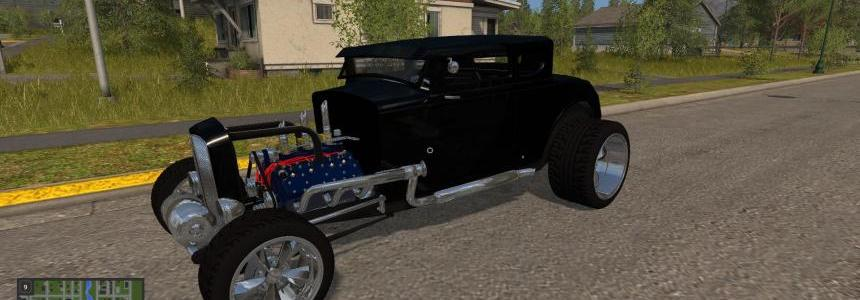 Ford Model B 1932 Hot Rod v1.0