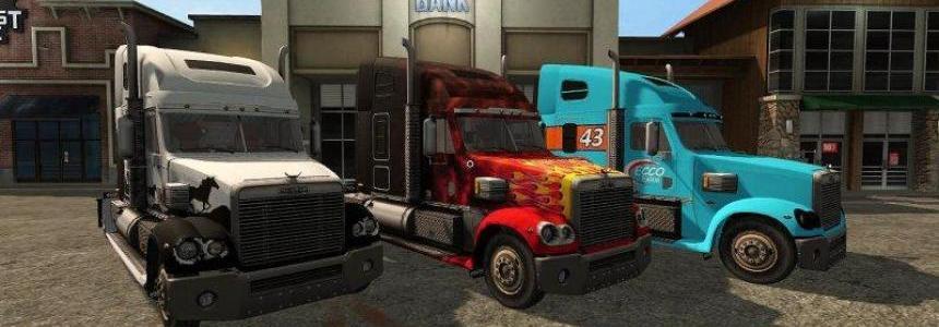 Freightliner Coronado v1.0.0.0