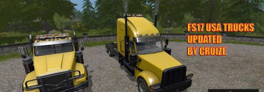 USA TRUCKS UPDATED BY CRUIZE v1.0.0.9