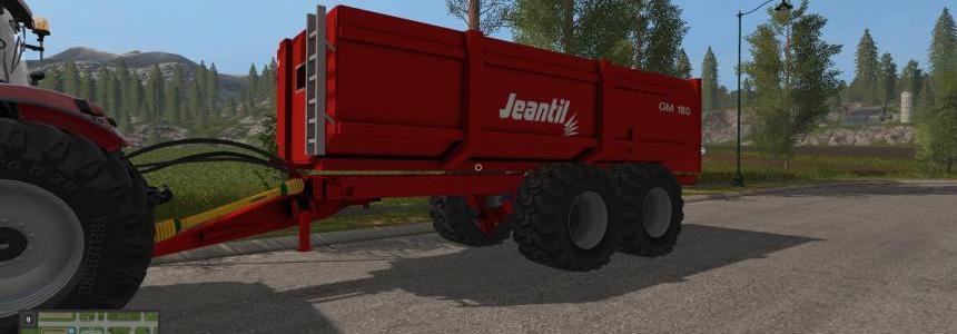 Jeantil GM180GV v1.0