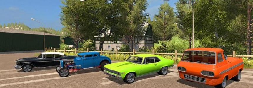 Hot Rods Pack v1.0.0.2