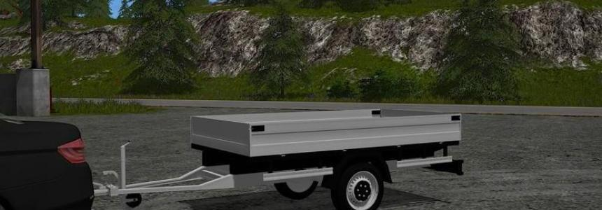 Humbaur 1-axle trailer v1.1