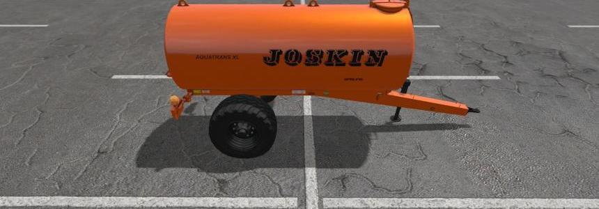 Joskin AquaTrans Gamling Edition v1.0.0.0