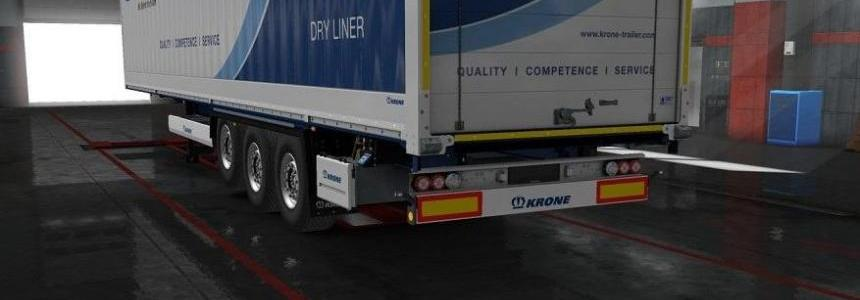 Krone Dryliner Round Taillights 1.32