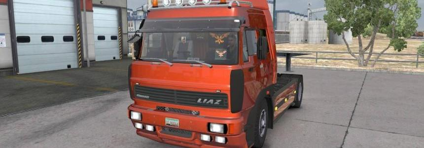LIAZ 300S for ATS 1.32.x