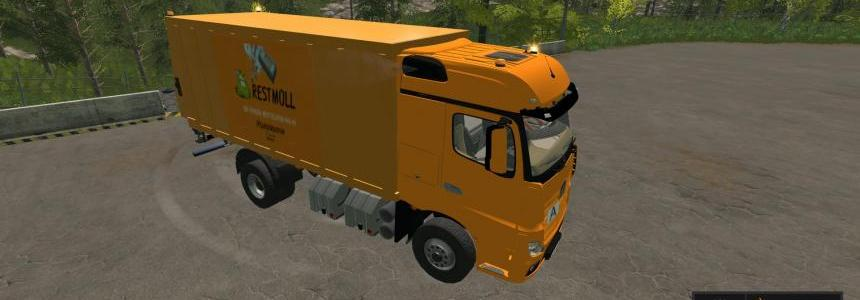 LKW rubbish cart UAL v1.0
