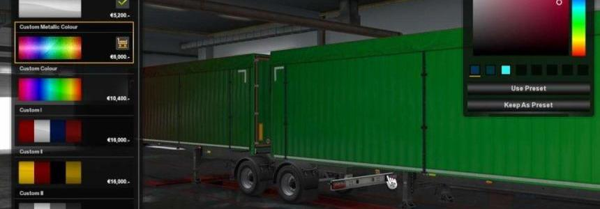 Metallic for Trailer 1.32.x