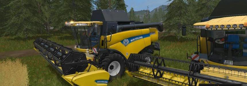 New Holland CX8080 v1.0