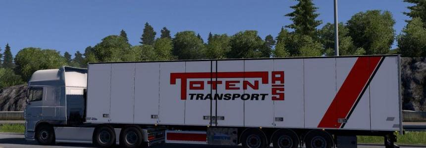 NTM only semitrailers 4.4m/4m v1.5