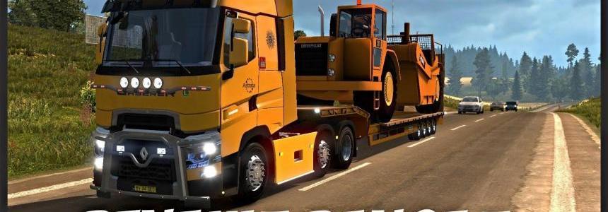 Renault Range T Update ATS 1.31.x & 1.32.x