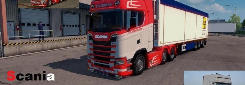 Scania Openpipe sound 1.31.x
