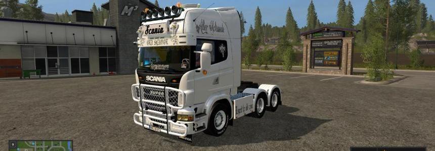 Scania V8 v1.0.0.0
