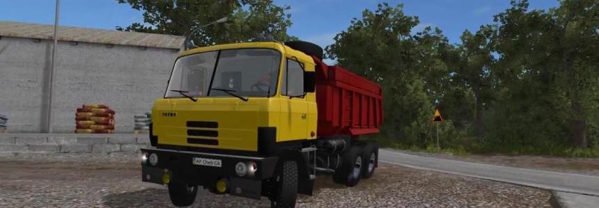 Tatra 815 Cheb v2.0