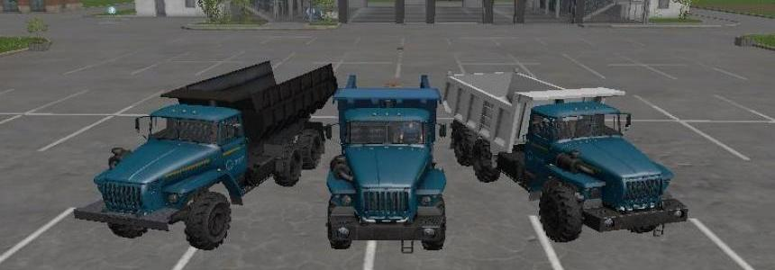 Ural 4320 Pack v1.0