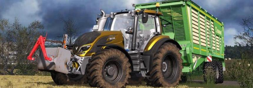 Valtra T Series LTD MR v1.0.0.0