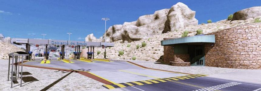 Viva Mexico Map v2.4.5 Rebuilt for ATS 1.32.x