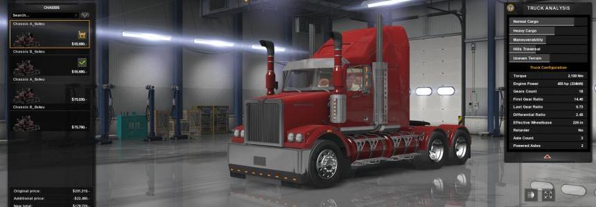 Western Star custom 1.32.x