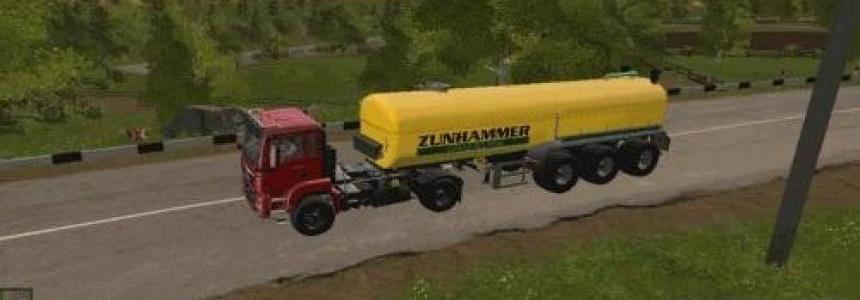Zunhammer Zubringer v1.1.0