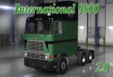 International 9800 v2.0 Upd 17.09.18 [1.32]