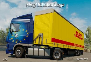 Fliegl SDS350 Mega – Rework v2.1 (15.09.2018)