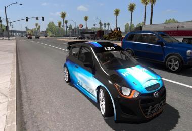 Hyundai i20 WRC v1.0