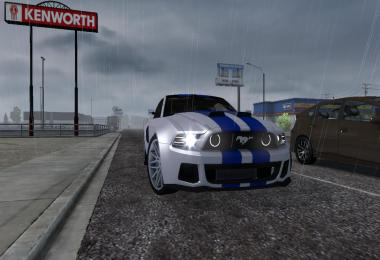 Ford Mustang Need For Speed v1.1