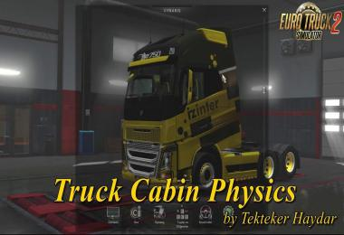 Truck Cabin Physics v1.1 1.32.x
